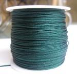 1,0mm nylon knyttesnor, grøn-20