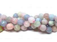 8mm perler af morganit