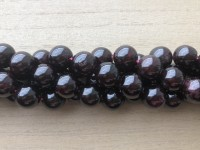 12mm granat perler