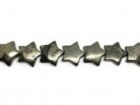 stjerne perler af pyrit