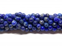 8mm facetslebet lapis lazuli