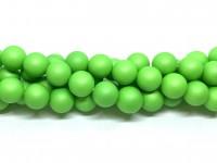 10mm neon grønne perler