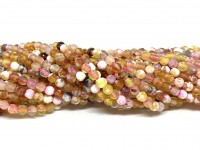 3mm ild agat perler