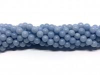 6mm runde perler af angelit