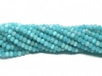 2x3mm amazonit perler