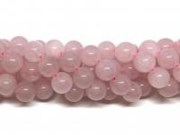 12mm rosenkvarts perler