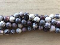 8mm porcelæns jaspis perler