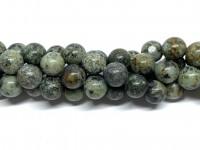 12mm runde perler afrikansk turkis