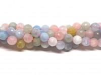 morganit perler 8mm