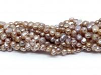 rosa ferskvandsperler til smykker