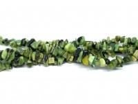 chrysoprase chips perler