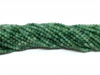 2mm afrikansk grøn jade