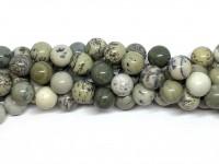 12mm pinje jaspis perler