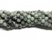 6mm sesam jade perler