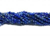 blå kyanit perler 4mm
