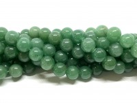 12mm grøn aventurin perler
