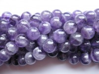 14mm ametyst perler