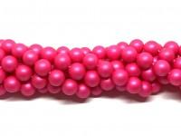 10mm neon pink perler