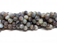 8mm facetslebet botswana agat