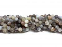 6mm facetslebet botswana agat