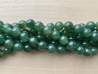 14mm grøn agat