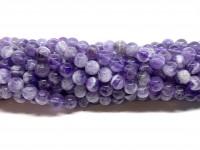 6mm sage ametyst perler