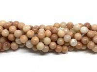 10mm pink aventurin perler