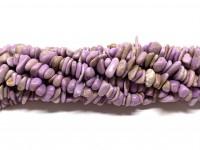 Phosphosiderit chips perler
