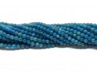 4mm runde perler af apati høj kvalitet