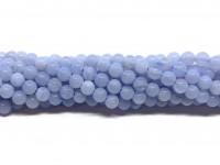 4mm kalcedon perler