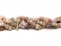 pink opal chips perler
