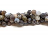 10mm facetslebet botswana agat