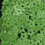 9mm keramikstjerne, æblegrøn-20