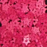 9mm keramikstjerne, pink-20