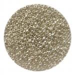 Sølv miyuki seed beads