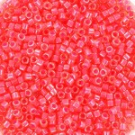 Miyuki Delicas 11/0 Luminous Poppy Red