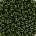 Miyuki seed beads 8/0 Avocado