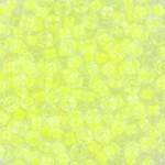 Miyuki seed beads 8/0 Luminous Yellow