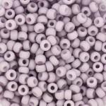 Miyuki seed beads 8/0 Opaque Matte Light Mauve