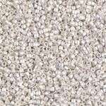 mat sterling sølv miyuki delica perler