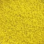 miyuki seed beads gule