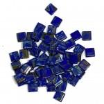 Miyuki Tila perler Opaque Picasso Cobalt