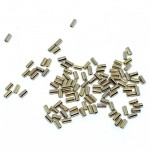 miyuki bugles 3mm guld