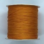 orange nylon knyttesnor 0,5mm