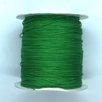 grøn nylon knyttesnor 0,5mm
