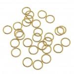 8mm guld øskner 0,8mm