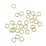 5mm guld øskner 0,7mm