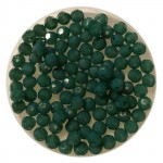 4mm swarovski crystal palace green opal