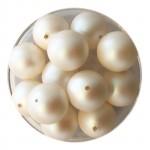 10mm swarovski pearls perlescent white