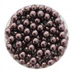 4mm swarovski pearls burgundy